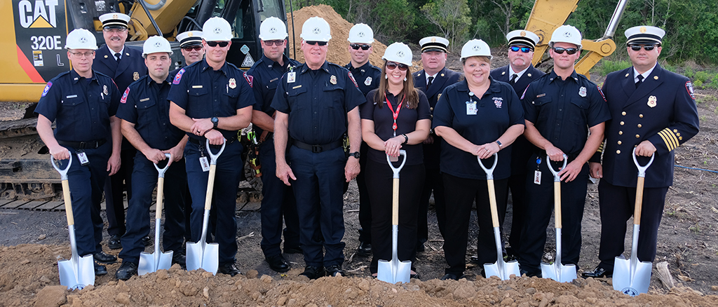 Fire Station 1 Groundbreaking