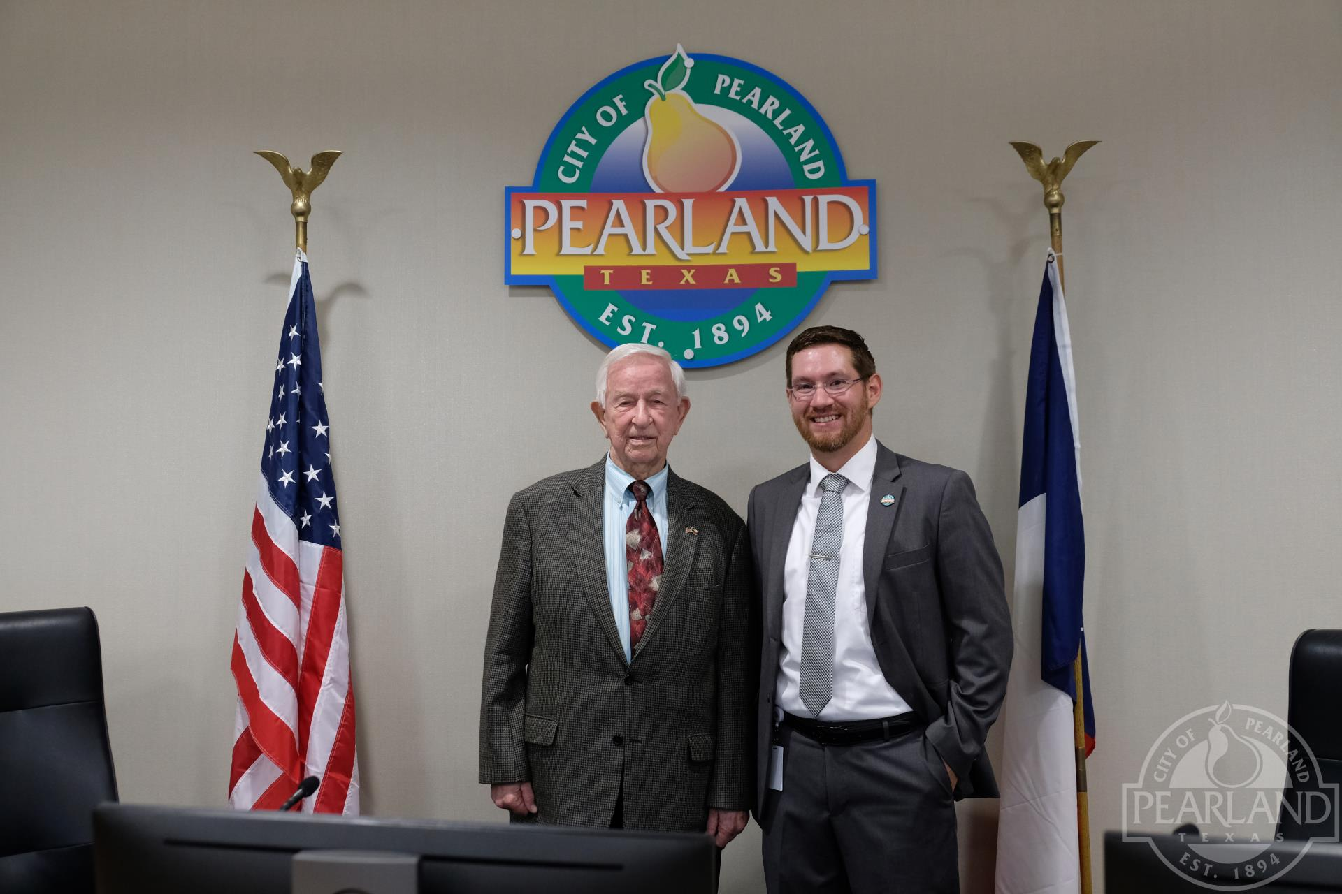 City Council brings on Adrian Hernandez and Mayor declares July National Parks & Recreation Month