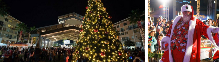 Tree Lighting Banner