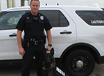 Pearland Police Department K9's Atos & Cola receive body armor