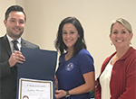 City of Pearland Parks & Recreation staff receive departmental awards