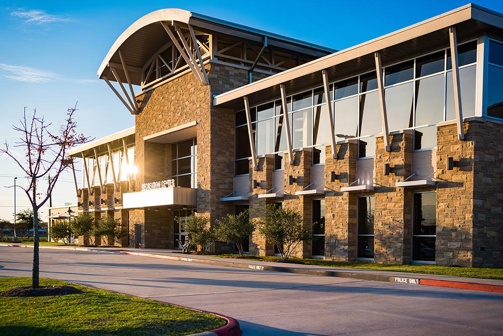 Recreation Center & Natatorium   City of Pearland, TX