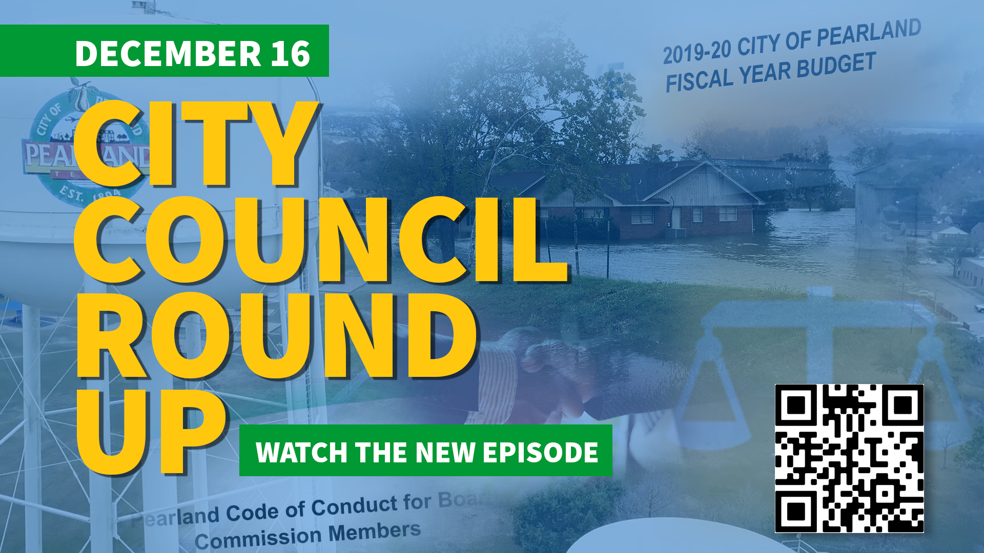 City Council Round Up 12.16.19 Meeting