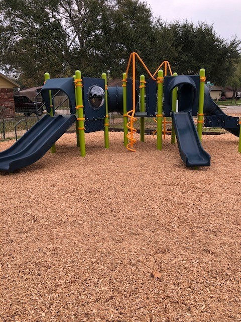 Corrigan New Playground