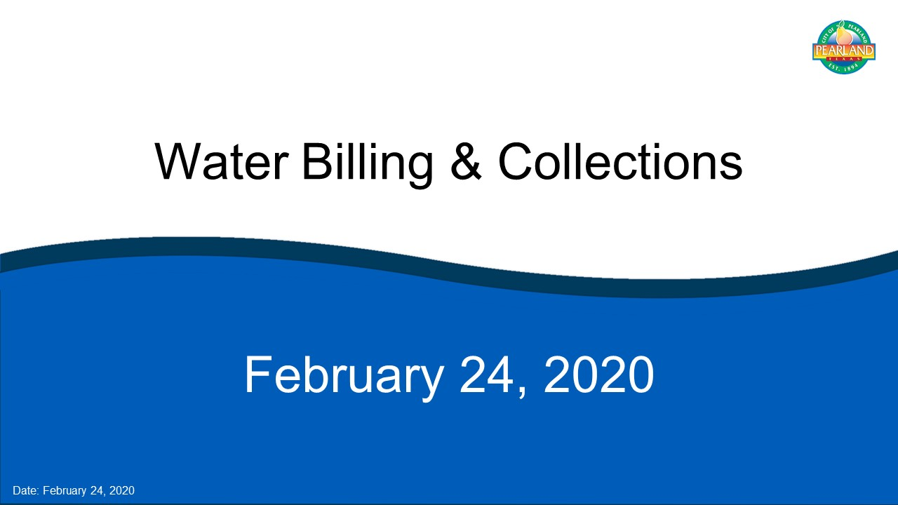 Click Here to Download the 2nd Utility Billing Presentation from Monday Final 02.24