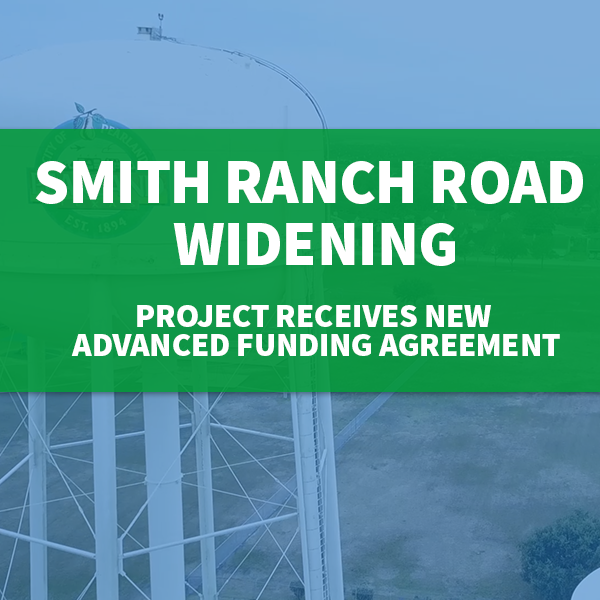 Smith Ranch Road Widening