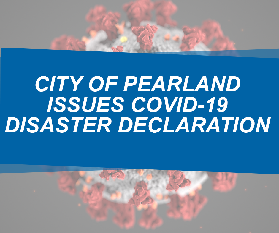 Click Here to Read about the COVID-19 Disaster Declaration