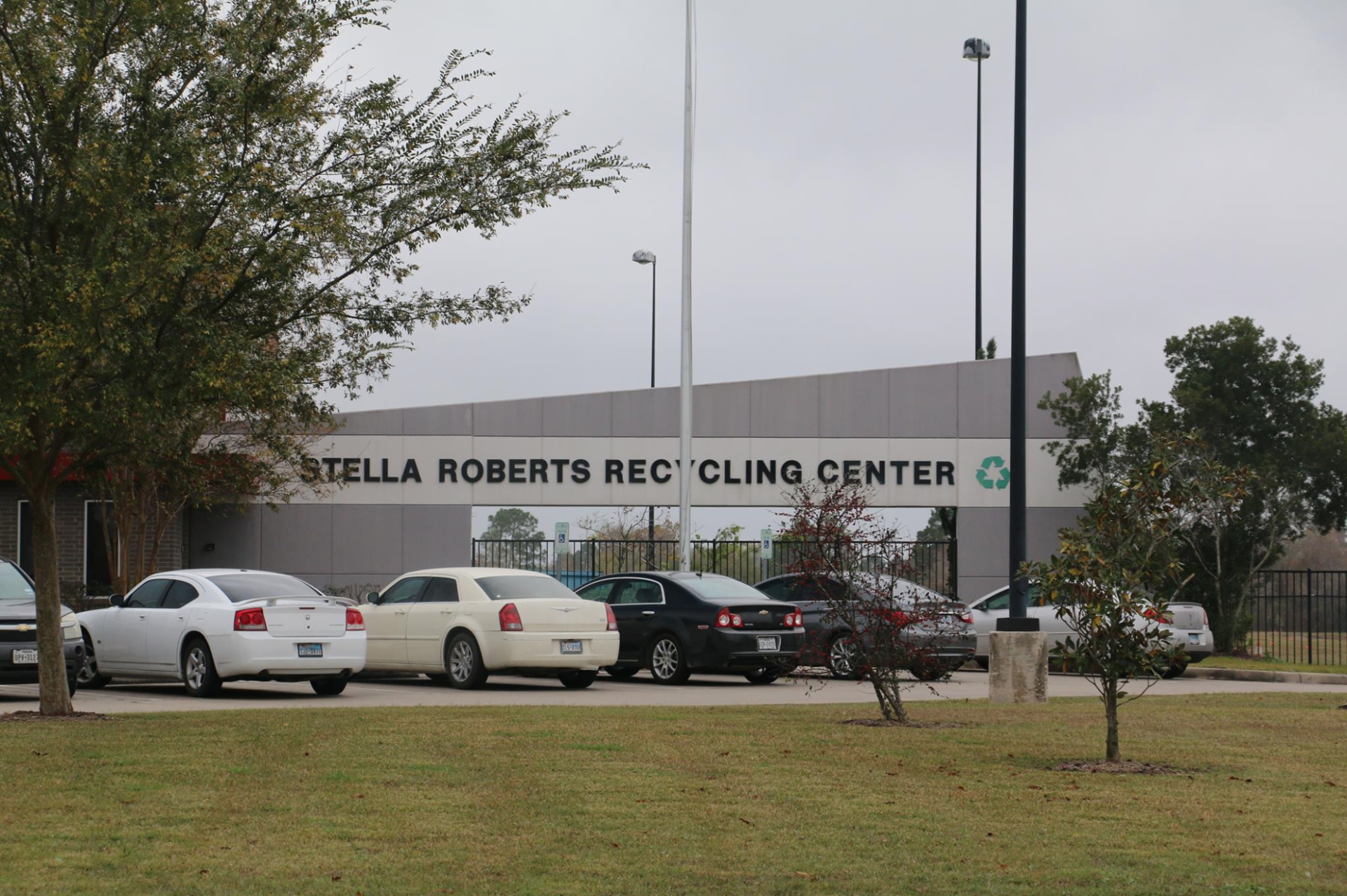 Stella Roberts Recycling Center