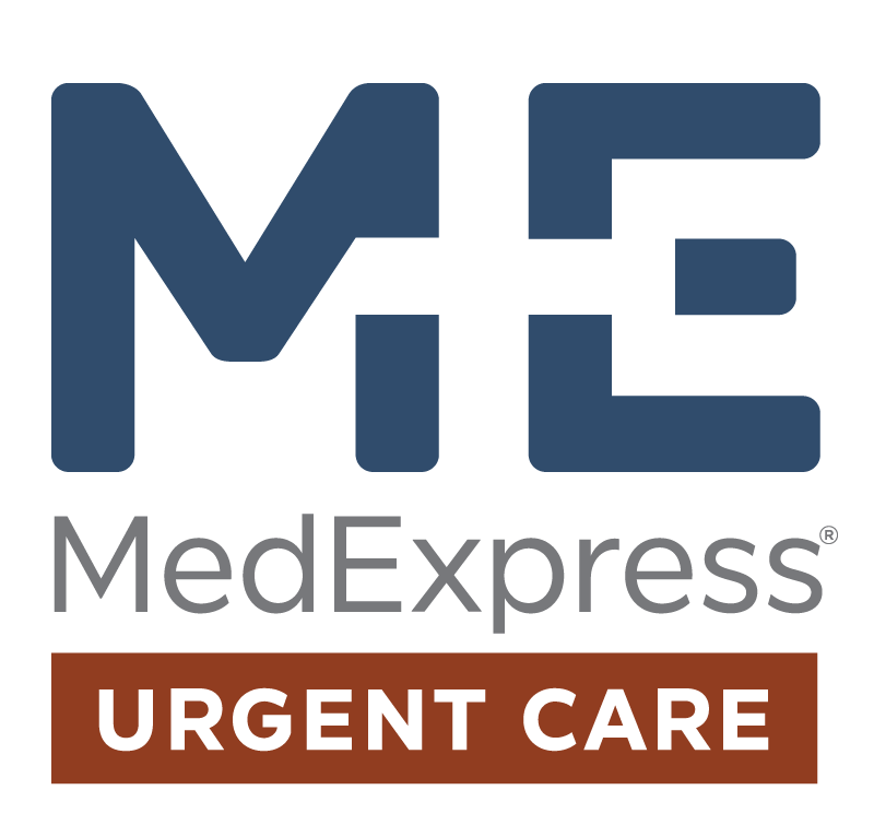 MedExpress Vertical Logo
