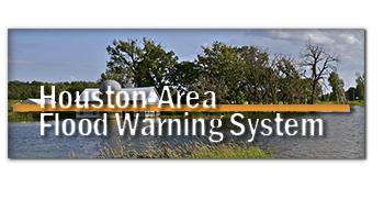 Houston Area Flood Warning System