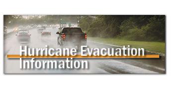 Hurricane Evac Info